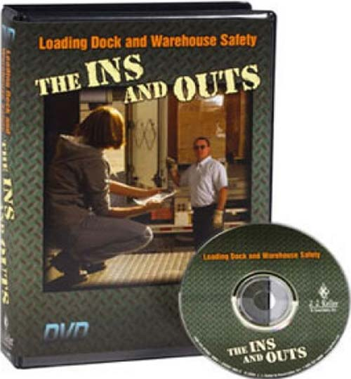 Interstate Trucking Reviews >> Loading Dock and Warehouse Safety -The Ins and Outs- DVD ...