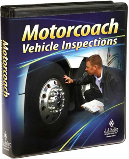 Motorcoach Vehicle Inspections Dvd Training