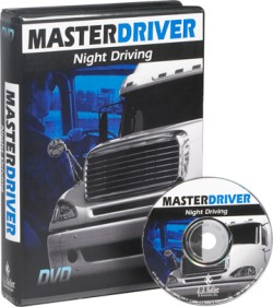 Night Driving DVD Master Driver Training Program Video Series 905-DVD