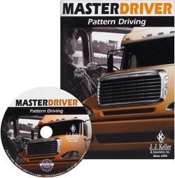 Pattern Driving DVD Master Driver Training Program Video Series 916-DVD