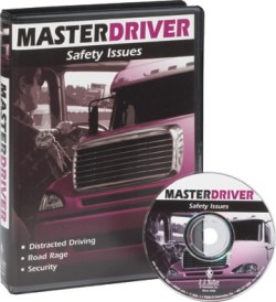 Safety Issues DVD Master Driver Training Program Video Series 911-DVD