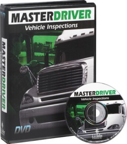 Vehicle Inspections DVD Master Driver Training Program Video Series 901-DVD