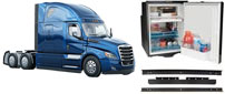 CRX-50 & Installation Kit for Freightliner Cascadia