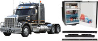 CRX-50 & Installation Kit for Freightliner