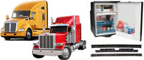CRX-50 & Installation Kit for Kenworth & Peterbilt