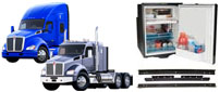 CRX-50 & Installation Kit for Kenworth T680/T880