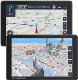 Rand McNally DriverConnect app Preloaded