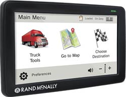 Rand McNally IntelliRoute TND730LM